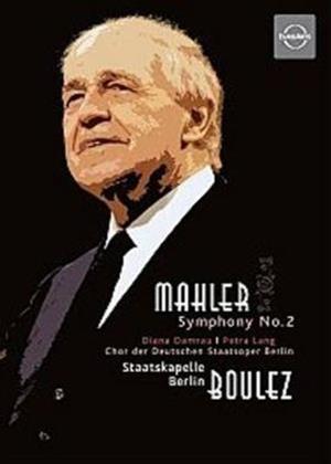 Rent Mahler: Symphony No.2 Online DVD Rental