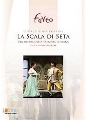 Rent Rossini: La Scala Di Seta Online DVD Rental