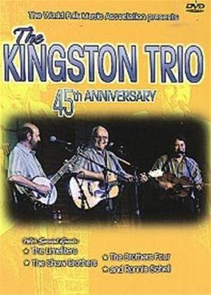 Rent Kingston Trio: 45th Anniversary Concert Online DVD Rental