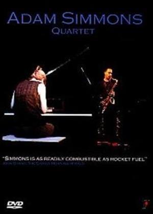 Rent Adam Simmons: Quartet Online DVD Rental