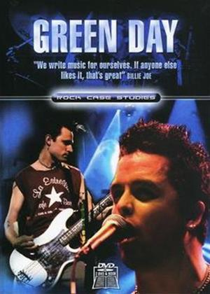 Rent Green Day: Rock Case Studies Online DVD Rental