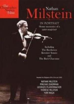 Rent Nathan Milstein in Portrait Online DVD Rental