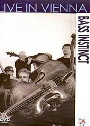 Rent Bass Instinct: Live in Vienna Online DVD Rental