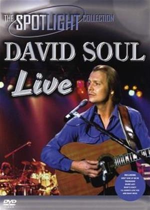Rent David Soul: Live Online DVD Rental