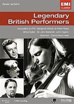 Rent Legendary British Performers Online DVD Rental