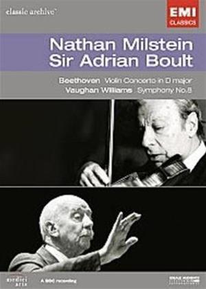 Rent Nathan Milstein and Sir Adrian Boult Online DVD Rental