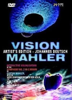 Rent Mahler: Vision Mahler: Symphony No.2 'Resurrection' Online DVD Rental