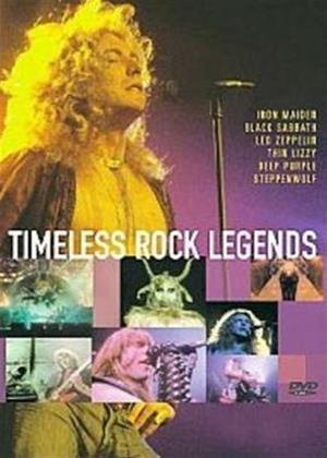 Rent Timeless Rock Legends Online DVD Rental