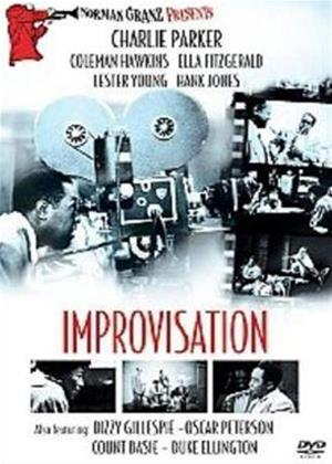 Rent Norman Granz Presents Improvisation Online DVD & Blu-ray Rental