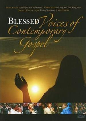 Rent Blessed Voices of Contemporary Gospel Online DVD Rental