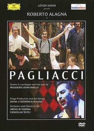 Rent Leoncavallo: Paglicci: Roberto Alagna Online DVD Rental