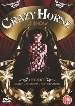 Rent Crazy horse: Le Show Online DVD Rental