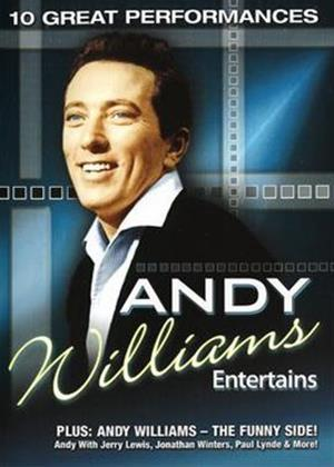 Rent Andy Williams Entertains Online DVD Rental