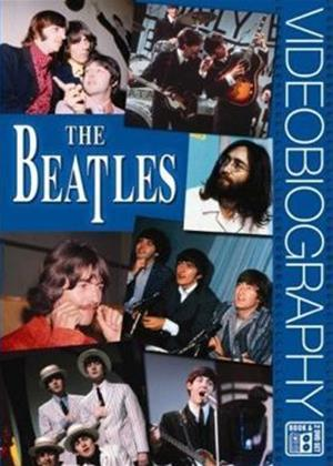 Rent The Beatles: Videobiography Online DVD Rental