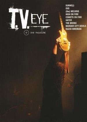 Rent T.V. Eye: Issue 4 Online DVD Rental
