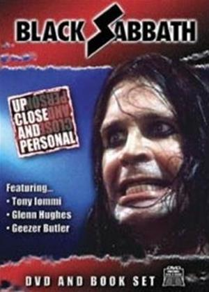 Rent Black Sabbath: Up Close and Personal Online DVD Rental