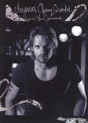 Rent Andreas Oberg Quartet: Live in Concert Online DVD Rental