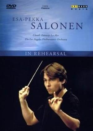 Rent Esa-Pekka Salonen: In Rehearsal Online DVD Rental