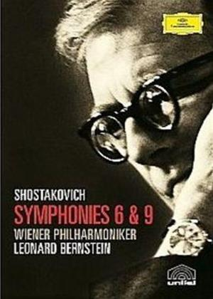 Rent Shosktakovich: Symphony No.6 and 9 Online DVD Rental