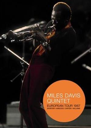 Rent Miles Davis Quintet: European Tour 1967 Online DVD Rental