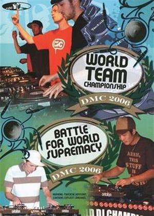 Rent DMC Battle for World Supremacy and Team Battle 2006 Online DVD Rental