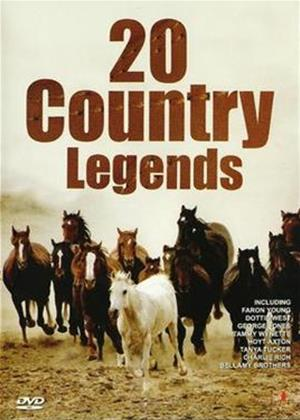 Rent 20 Country Legends Online DVD Rental