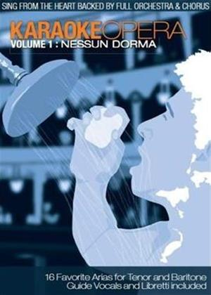 Rent Karaoke Opera: Vol.1 Online DVD Rental