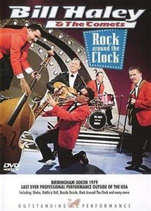 Rent Billy Haley and the Comets: Rock Around the Clock Online DVD Rental