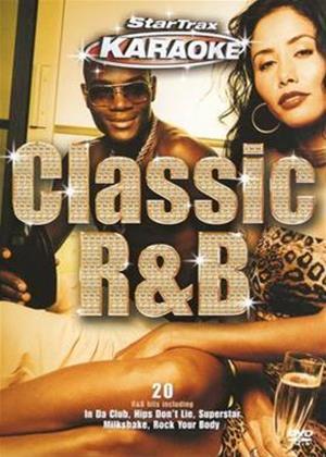 Rent Startrax Karaoke: Classic R 'N' B Online DVD Rental