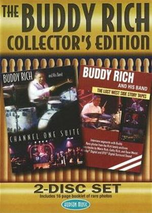 Rent Buddy Rich Collector's Edition Online DVD Rental