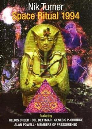Rent Nik Turner: Space Ritual Online DVD Rental