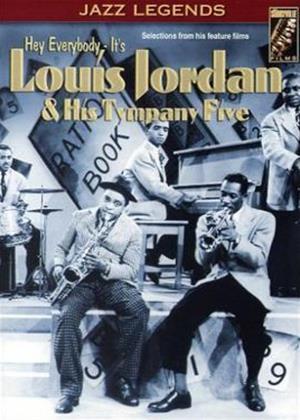 Rent Louis Jordan and His Tympany Five Online DVD Rental
