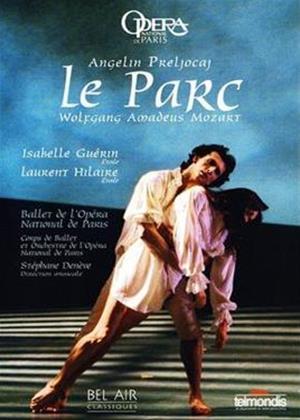 Rent Le Parc Online DVD Rental