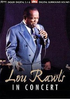 Rent Lou Rawls: In Concert Online DVD Rental