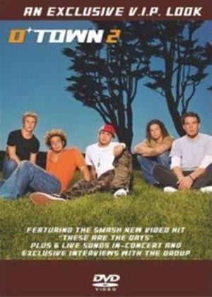Rent O-Town: Live Sneak Peak Online DVD Rental
