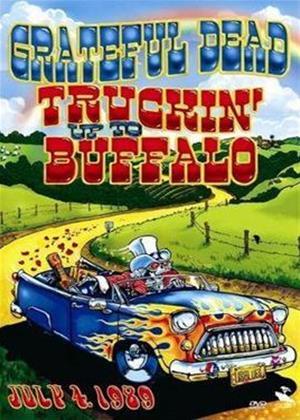 Rent Grateful Dead: Truckin' Up to Buffalo Online DVD Rental