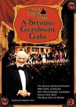 Rent Salute to Vienna: A Strauss Gershwin Gala Online DVD Rental