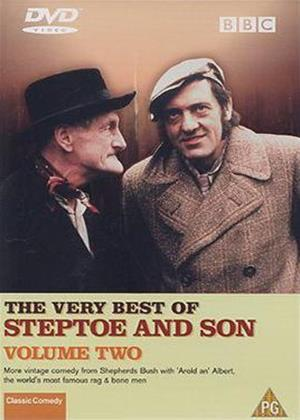 Rent Steptoe and Son: The Very Best of Steptoe and Son: Vol.2 Online DVD Rental