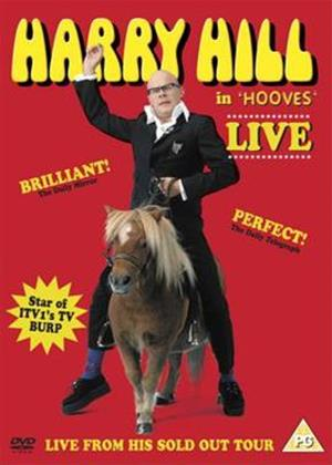 Rent Harry Hill: In Hooves Live Online DVD Rental