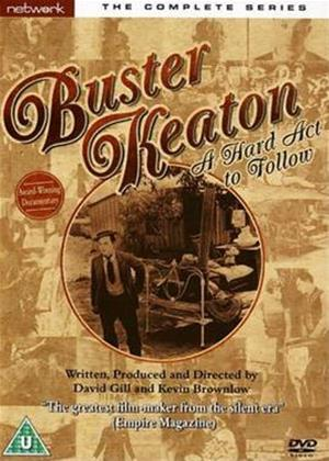 Rent Buster Keaton: A Hard Act to Follow Online DVD Rental