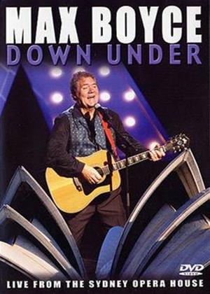 Rent Max Boyce Down Under Online DVD Rental