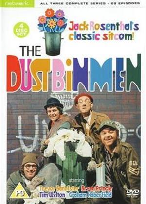 Rent The Dustbinmen: Series Online DVD Rental