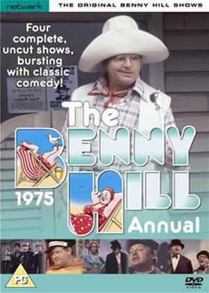 Rent The Benny Hill: 1975 Online DVD Rental