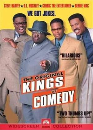 Rent The Original Kings of Comedy Online DVD Rental