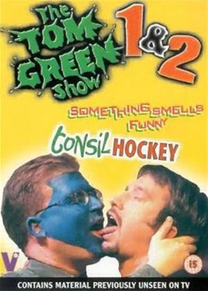 Rent The Tom Green Show 1 and 2: Something Smells Funny / Tonsil Hockey Online DVD Rental