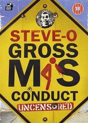 Rent Steve-O: Gross Misconduct Online DVD Rental