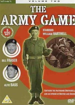Rent The Army Game: Vol.2 Online DVD Rental