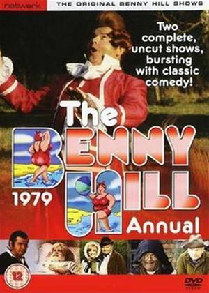 Rent The Benny Hill: 1979 Online DVD Rental