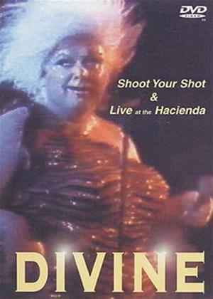 Rent Divine: Shoot Your Shot / Live at the Hacienda Online DVD Rental