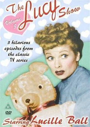 Rent The Lucy Show: Vol.8 Online DVD Rental